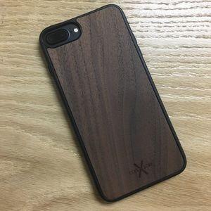 xccessoriusa Accessories - 🌟iPhone 8/7 REAL Walnut Wood Case